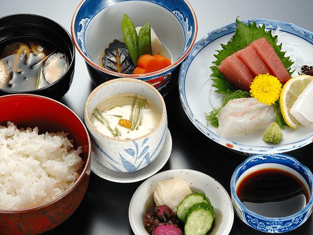刺身定食(上) 1,500円